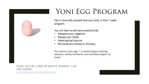 Yoni Egg P